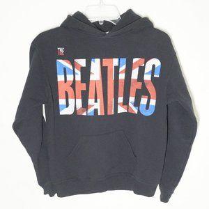 Vtg The Beatles Kids' Lg (14-16) Hoodie Sweater